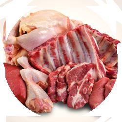 肉が主原料のドッグフード